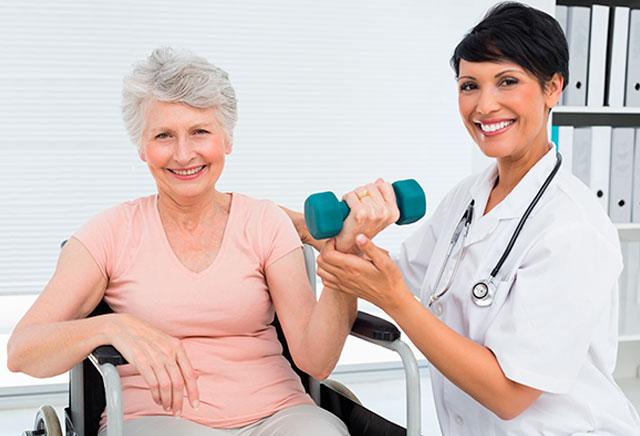 Fisioterapia em Geriatria