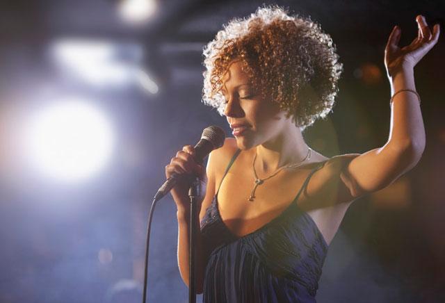 Voz com ênfase em Voz Cantada