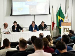 Seminário Internacional de Cirurgia minimamente invasiva e robótica em Urologia – 2019