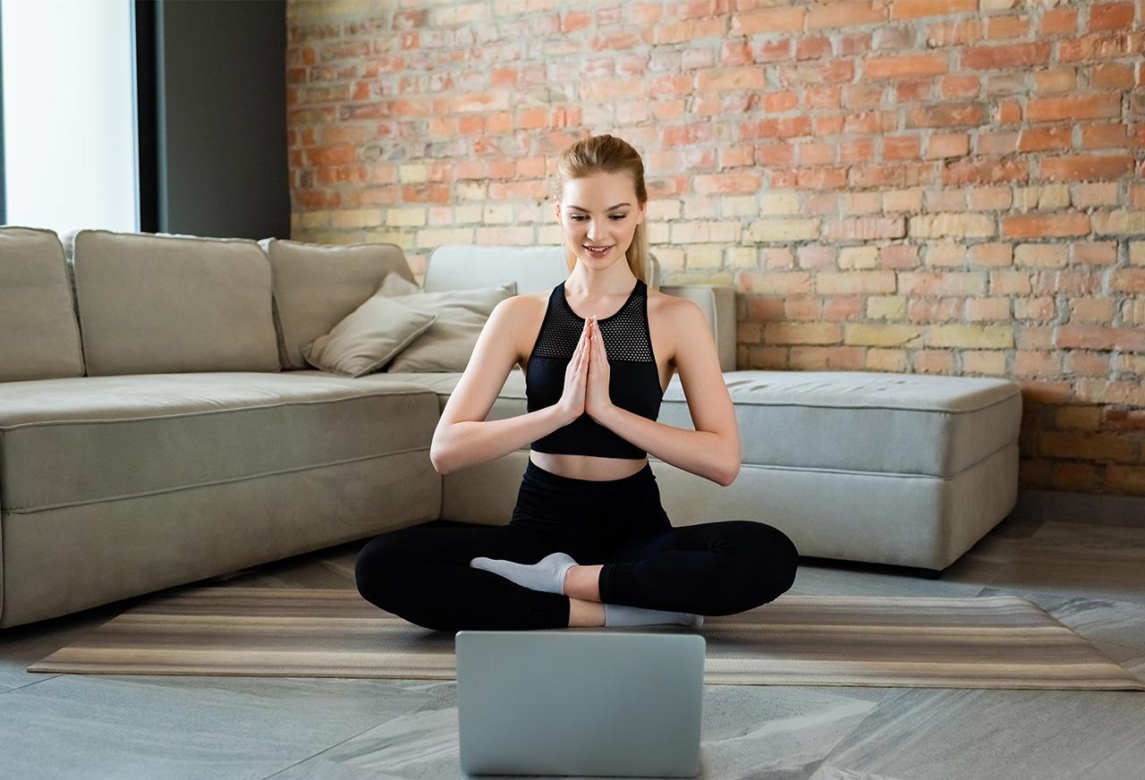 Meditação em casa - Prática da Meditação